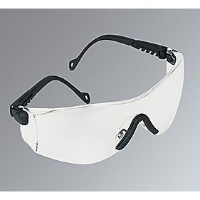 Honeywell Opteema Clear Lens Safety Specs