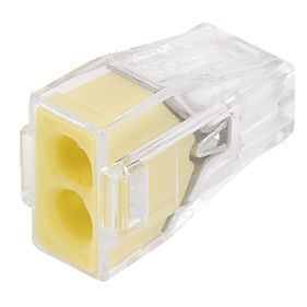 2-Way Push-Wire Connector 773 Series Pack of 100