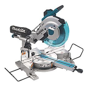 Makita LS1216/1 305mm Double-Bevel Sliding Mitre Saw 110V