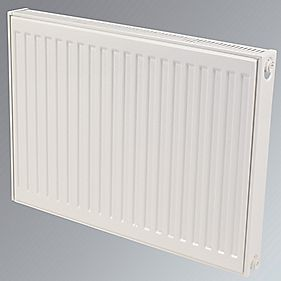 Kudox Premium Type 11 Single Panel Single Convector Radiator White 300x800