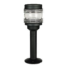 Black Pedestal Light
