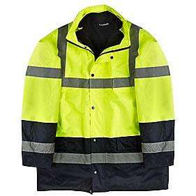 3 in 1 Hi-Vis Jacket L