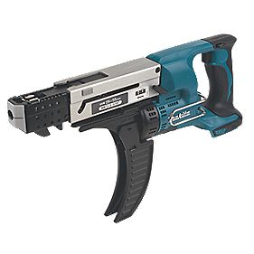Makita DFR550Z 18V Li-Ion Cordless Auto-Feed Screwdriver - Bare