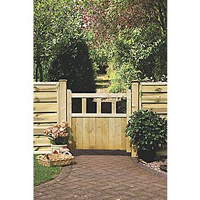 Grange Fencing Solid Infill Path Gate 900 x 900mm