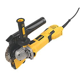DeWalt DWE46101-GB 125mm Mortar Raking Kit 230V