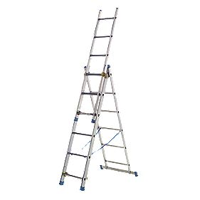 Combination Ladder 3 x 7 Rung