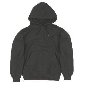 """Dickies Hooded Sweatshirt Black X Large 48-50"""" Chest"""