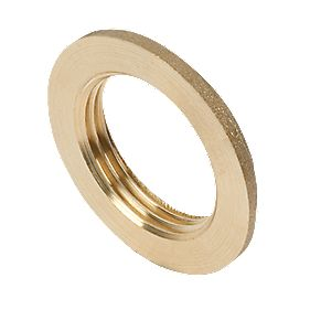 """Comap BSP Flanged Backnuts ¾"""" Pack of 2"""