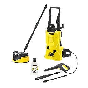 Karcher K4 Home 130bar Pressure Washer 1.8W 240V