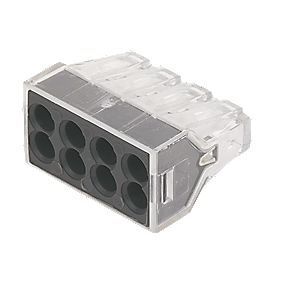 8-Way Push-Wire Connector 773 Series Pack of 50