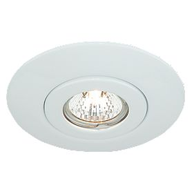LV Ceiling Downlight Converter White 12V