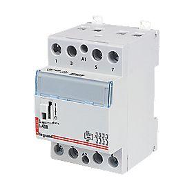 Legrand Contactor 400V AC 4P (40A AC1) (22A AC3)