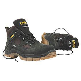 DeWalt Challenger Gore-Tex Safety Boots Black Size 10