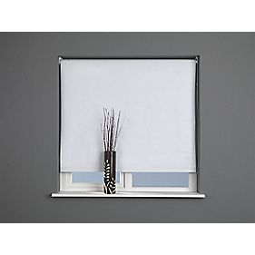 Blackout Blind White 90 x 170cm
