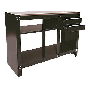 Professional Work Bench Black