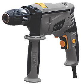 Titan TTB275DRL 710W Percussion Drill 230-240V