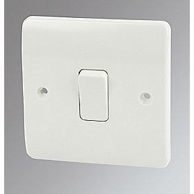 MK 10AX Intermediate Switch White