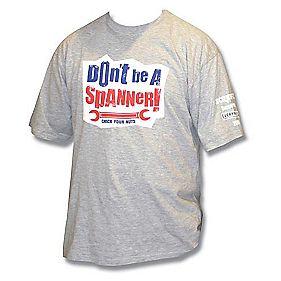 Everyman Grey T-Shirt L