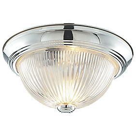 Ramona Ceiling Light Chrome 40W