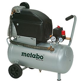 Metabo Air 250 24Ltr Air Compressor 230V