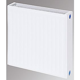 Flomasta Type 22 Double Panel Double Convector Radiator White 500 x 500mm