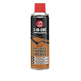 3-in-1 Oil Pro Anti-Seize Copper Grease 300ml