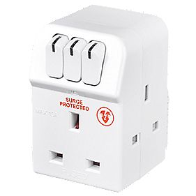 Surge Protected Adaptor