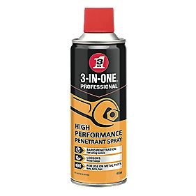3-in-1 Oil Pro Penetrant Spray 400ml