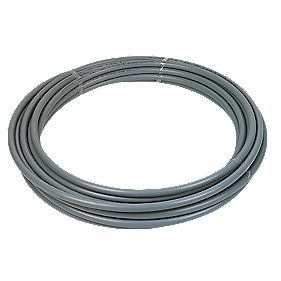 QPL Polybutylene Barrier Pipe Grey 25m x 22mm