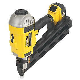 DeWalt DCN690M2-GB 90mm Cordless Nailer 18V