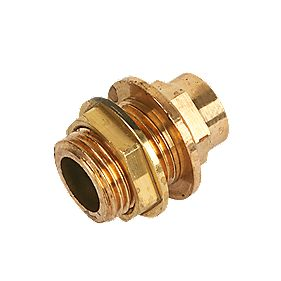 Yorkshire Endex Tank Coupling N5 15mm x ½""