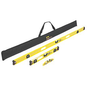 Stanley FatMax Spirit Level Set 3Pcs