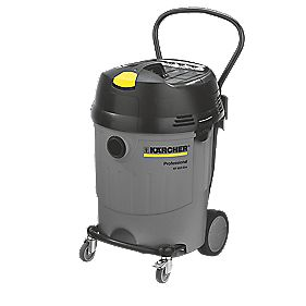 Karcher NT65/2 2760W 65Ltr Wet & Dry Vacuum Cleaner 110V