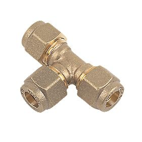 Equal Tee 8mm Pack of 10