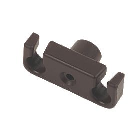 Cable Raiser Cable Holder Brown 20 x 50 x 10mm