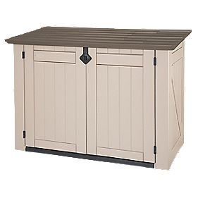 Keter Store It Out Flip Lid Garden Store 1.6 x 0.9 x 1.1m