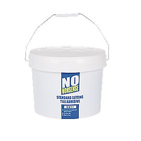 No Nonsense Tile Adhesive Grey 15kg