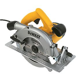 DeWalt D23550-GB 165mm Circular Saw 240V