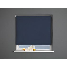 Blackout Blind Navy 180 x 170cm