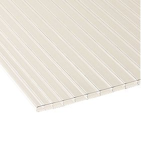 Corotherm Triplewall Polycarbonate Sheet Clear 700 x 2500mm