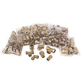 Compression Fittings 100 Piece Set