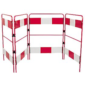4-Gate Assembled Barrier