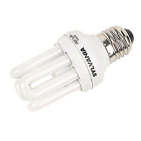 Sylvania CFL Mini-Lynx Fast Start Stick ES 600Lm 11W
