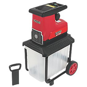 Mountfield MS2500 2500W 200kg/hr Electric Garden Shredder 230-250V