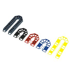 Assorted Plastic Shims x x mm Pack of 200