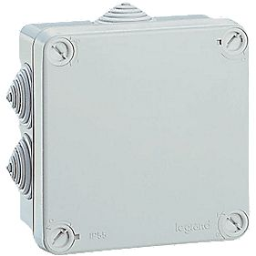 PLEXO BOX 105X105X55MM mem