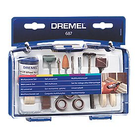 Dremel 565 Multipurpose Cutting Kit 3.2mm Shank 4 Piece Set