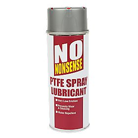 No Nonsense PTFE Spray Lubricant 400ml