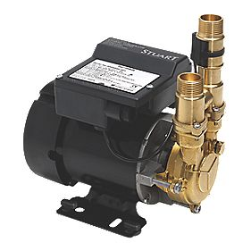 Stuart Turner Flo-Mate 44433 Mains Shower Booster Pump 230V