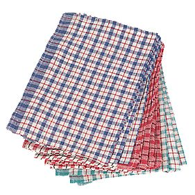 Multicoloured Tea Towels Pack of 10